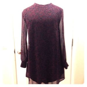 Great condition print tunic/dress